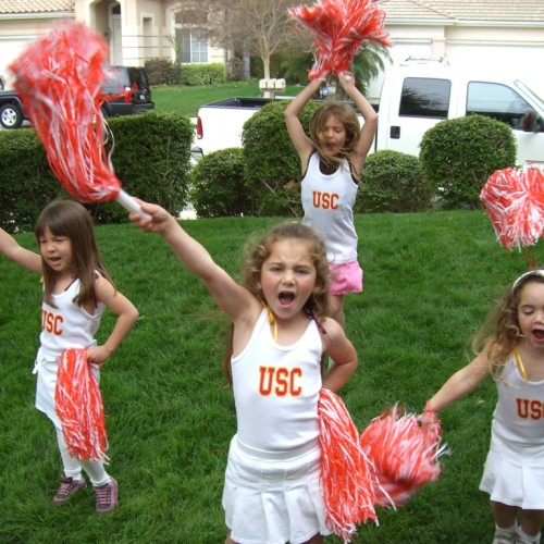 Cheer Mania Party