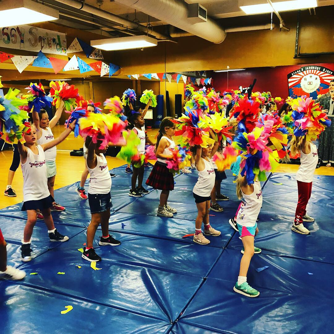 Cheer Mania Party_Summer Camp